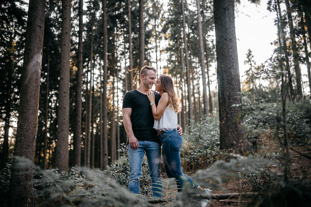Verlobung Fotografieren